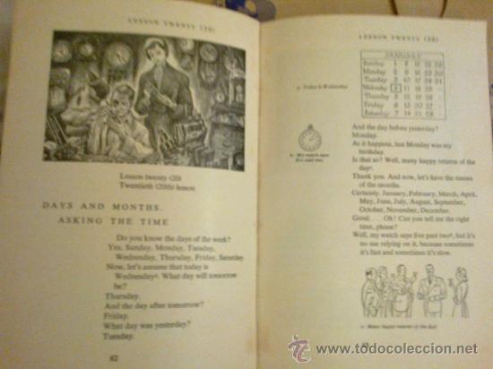 Libros de segunda mano: Linguaphone. Curso de inglés. 16 discos - Foto 7 - 35444432