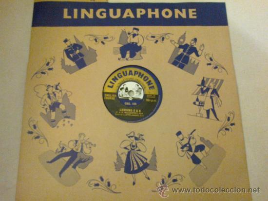 Libros de segunda mano: Linguaphone. Curso de inglés. 16 discos - Foto 3 - 35444432