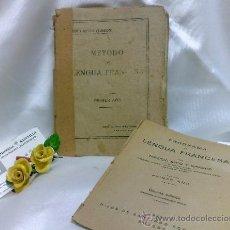Libros de segunda mano: AÑO 1943.- MÉTODO DE LENGUA FRANCESA. POR TARSICIO SECO Y MARCOS.. Lote 38576118