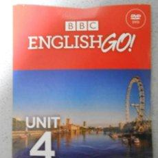 dvd nº 4 del curso BBC ENGLISH GO!
