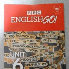 dvd nº 6 del curso BBC ENGLISH GO!