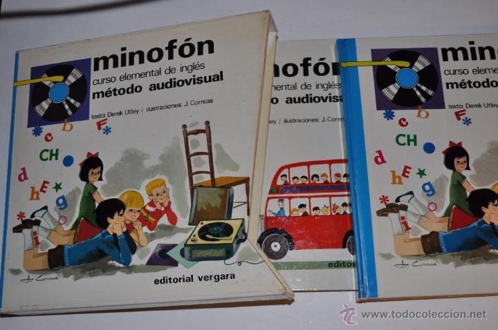 Libros de segunda mano: Curso elemental de inglés. Método audiovisual. DOS TOMOS. DEREK UTLEY (TEXT.) RM65078 - Foto 2 - 42250875