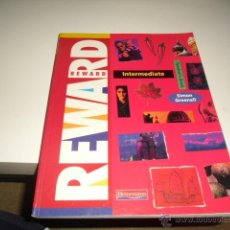 Libros de segunda mano: REWARD INTERMEDIATE SIMON GREENALL TEACHER,S BOOK HEINEMANN. Lote 42374860