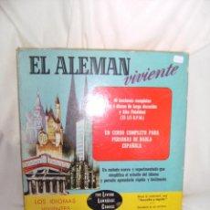 Libros de segunda mano: CURSO COMPLETO DE ALEMAN.. Lote 44068485