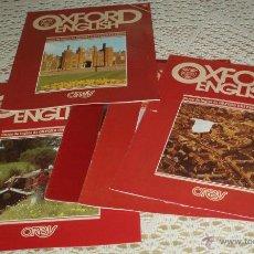 Libros de segunda mano: CURSO OXFORD ENGLISH DE ORBIS 100 FASCICULO Y 23 CINTAS. Lote 47121436