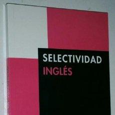 Libros de segunda mano: INGLÉS SELECTIVIDAD PRUEBAS DE 2010 POR NICOLA HOLMES DE EDICIONES ANAYA EN MADRID 2010. Lote 46832653