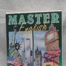Libros de segunda mano: CURSO DE INGLES - MASTER ENGLISH AUDIO VISUAL , CULTURAL DE EDICIONES - LECCIONES 1-6. EN CAJA . Lote 50081401