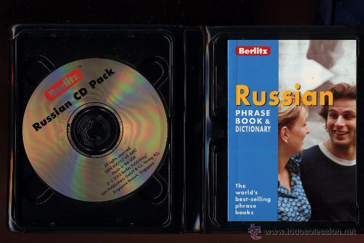 Libros de segunda mano: RUSSIAN TRAVEL PACK 1 LIBRO INGLES Y RUSO 224 pag Y 1 CDROM ----- (ref M1 E1) - Foto 3 - 50174417