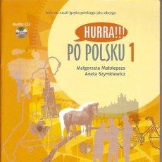 Libros de segunda mano: PO POLSKU 1 MALGORZATA MALOLEPSZA INCLUYE CD. Lote 50650661