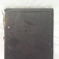 Libros de segunda mano: LIBRO - METODO PARA APRENDER LA LENGUA FRANCESA POR EDUARDO BENOT - AÑO 1887. Lote 51051985