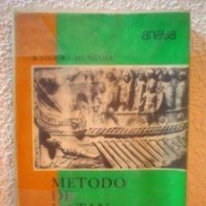 Libros de segunda mano: METODO DE LATIN.6º CURSO.ANAYA.. Lote 52616660