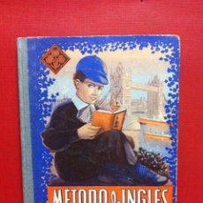 Libros de segunda mano: MÉTODO DE INGLÉS. PRIMER GRADO.LUIS VIVES ZARAGOZA. Lote 53004444