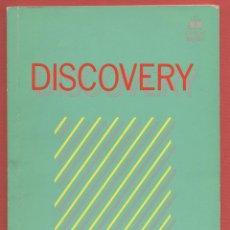 Livros em segunda mão: DISCOVERY FOR ESTUDENT´S DAVID PEATY AÑO1984 120PAGINAS OXFORD UNIVERSITY PRESS LE689. Lote 53294124