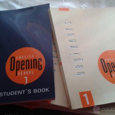 Livros em segunda mão: BEGINNERS OPENING ENGLISH SCHOOL 6 VOLUMENES. Lote 53854207