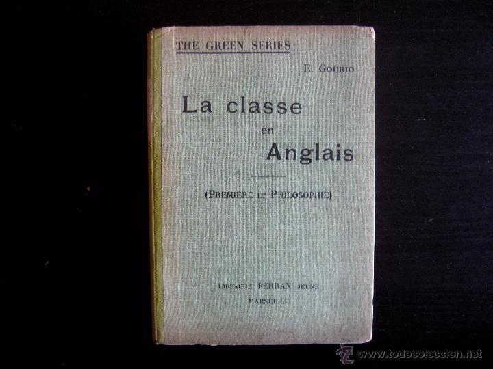 Libros de segunda mano: (Literatura Inglesa-Inglés) 1920 - Antiguo Libro de Texto - Ilustrado - Grabados - Curso de Inglés - Foto 2 - 53872048