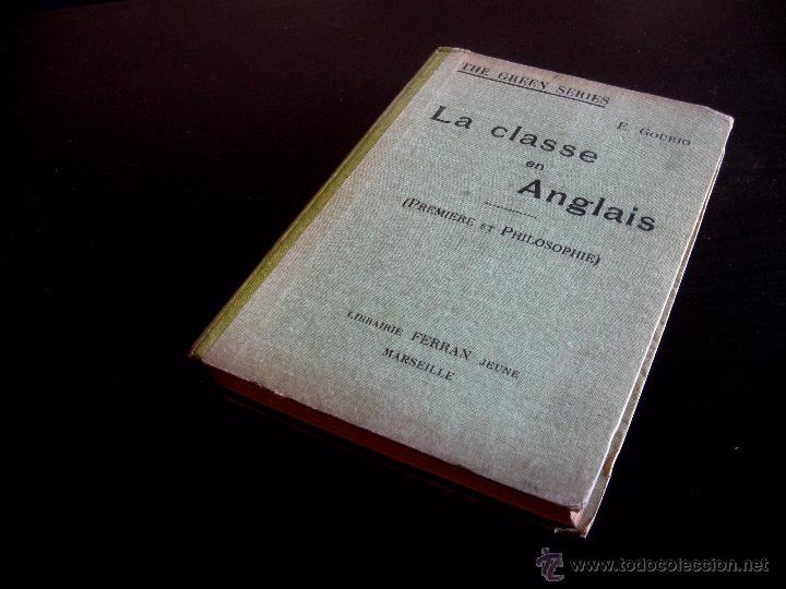 Libros de segunda mano: (Literatura Inglesa-Inglés) 1920 - Antiguo Libro de Texto - Ilustrado - Grabados - Curso de Inglés - Foto 3 - 53872048