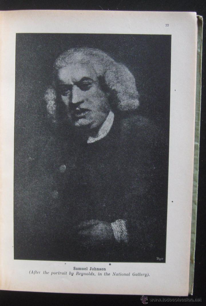 Libros de segunda mano: (Literatura Inglesa-Inglés) 1920 - Antiguo Libro de Texto - Ilustrado - Grabados - Curso de Inglés - Foto 7 - 53872048