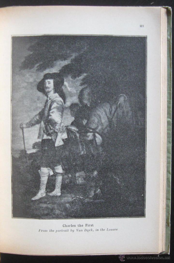 Libros de segunda mano: (Literatura Inglesa-Inglés) 1920 - Antiguo Libro de Texto - Ilustrado - Grabados - Curso de Inglés - Foto 9 - 53872048