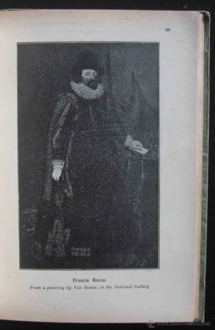 Libros de segunda mano: (Literatura Inglesa-Inglés) 1920 - Antiguo Libro de Texto - Ilustrado - Grabados - Curso de Inglés - Foto 10 - 53872048