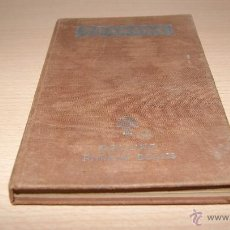 Libros de segunda mano: SPANISH DE COLLINS` PHRASE BOOKS LONDON AND GLASGOW 1953 PÁGINAS 160. TAPA DURA.. Lote 54585137
