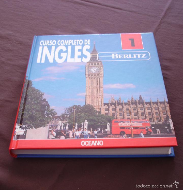 Libros de segunda mano: CURSO COMPLETO DE INGLÉS BERLIZ - 2 VOLS. + ESTUCHE CON 14 CASSETTES - OCEANO - MADRID, 1992 - Foto 3 - 56162492