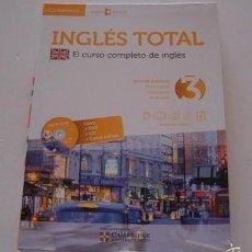 Libros de segunda mano: CONOR MCALINDEN, NICOLA ESCARIO CONNOLLY. INGLÉS TOTAL. EL CURSO COMPLETO DE INGLÉS. Nº 3. RMT74226. Lote 56348788