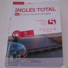 Libros de segunda mano: INGLÉS TOTAL. EL CURSO COMPLETO DE INGLÉS. Nº 5. RMT74228. . Lote 56348858