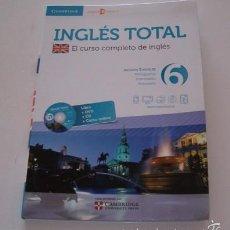 Libros de segunda mano: INGLÉS TOTAL. EL CURSO COMPLETO DE INGLÉS. Nº 6. RMT74229. . Lote 56349024