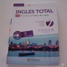 Libros de segunda mano: INGLÉS TOTAL. EL CURSO COMPLETO DE INGLÉS. Nº 7. RMT74230. . Lote 56349071