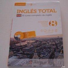 Libros de segunda mano: INGLÉS TOTAL. EL CURSO COMPLETO DE INGLÉS. Nº 8. RMT74231. . Lote 56349132