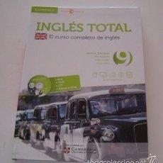 Libros de segunda mano: INGLÉS TOTAL. EL CURSO COMPLETO DE INGLÉS. Nº 9. RMT74232.. Lote 56349162