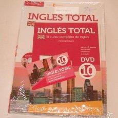 Libros de segunda mano: INGLÉS TOTAL. EL CURSO COMPLETO DE INGLÉS. Nº 10. RMT74233.. Lote 56349193