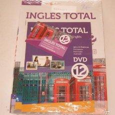 Libros de segunda mano: INGLÉS TOTAL. EL CURSO COMPLETO DE INGLÉS. Nº 12. RMT74235. . Lote 56349442