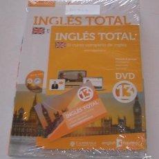 Libros de segunda mano: INGLÉS TOTAL. EL CURSO COMPLETO DE INGLÉS. Nº 13. RMT74236. . Lote 56349730