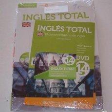 Libros de segunda mano: INGLÉS TOTAL. EL CURSO COMPLETO DE INGLÉS. Nº 14. RMT74237.. Lote 56350194