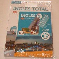 Libros de segunda mano: INGLÉS TOTAL. EL CURSO COMPLETO DE INGLÉS. Nº 16. RMT74239. . Lote 56350246