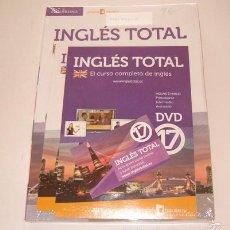 Libros de segunda mano: INGLÉS TOTAL. EL CURSO COMPLETO DE INGLÉS. Nº 17. RMT74240. . Lote 56350277