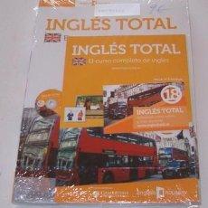 Libros de segunda mano: INGLÉS TOTAL. EL CURSO COMPLETO DE INGLÉS. Nº 18. RMT74241. . Lote 56350323