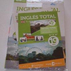 Libros de segunda mano: INGLÉS TOTAL. EL CURSO COMPLETO DE INGLÉS. Nº 19. RMT74242. . Lote 56350382