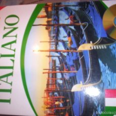 Libros de segunda mano: APRENDE Y MEJORA RAPIDAMENTE TU ITALIANO - SILVIA RISSO - ED. DE VECCHI 2008- LLEVA DICCIONARIO Y CD. Lote 57166923