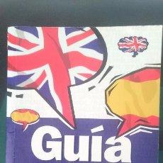 Libros de segunda mano: GUIA PRACTICA DE CONVERSACION ESPAÑOL INGLES. Lote 57580429