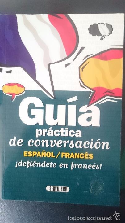 GUIA PRACTICA DE CONVERSACION ESPAÑOL INGLES (Libros de Segunda Mano - Cursos de Idiomas)