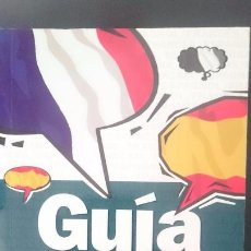 Libros de segunda mano: GUIA PRACTICA DE CONVERSACION ESPAÑOL INGLES. Lote 57581781