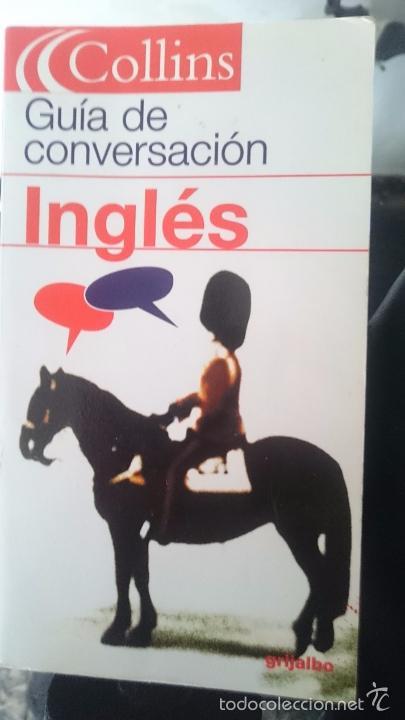 GUIA DE CONVERSACION INGLES - ED COLLINS (Libros de Segunda Mano - Cursos de Idiomas)