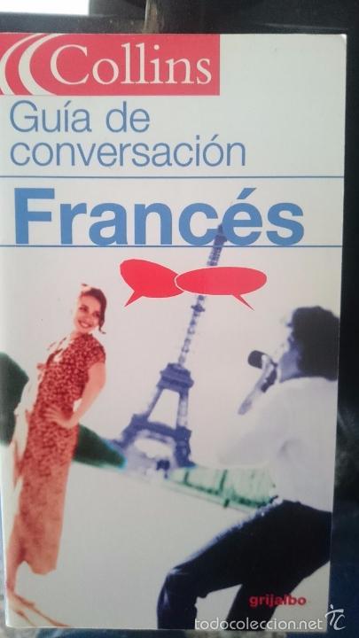 GUIA DE CONVERSACION FRANCES - ED COLLINS (Libros de Segunda Mano - Cursos de Idiomas)