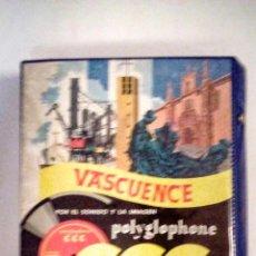 Libros de segunda mano: VASCUENCE POR EL SONIDO Y LA IMAGEN - POLYGLOPHONE - CCC (1961). Lote 57747718