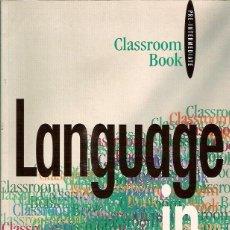 Libros de segunda mano: CLASSROOM BOOK PRE INTERMEDIATE LANGUAGE IN USE ADRIAN DOFF CHRISTOPHER JONES CAMBRIDGE UNIVERSITY P. Lote 57845696