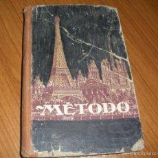 Libros de segunda mano: METODO DE FRANCES THIERRY - LIBRO PRIMERO - 1961. Lote 58235738