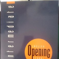 Libros de segunda mano: CURSO INGLES ENGLISH OPENING SCHOOL STUDENT´S BOOK INTERMEDIATE N 7. Lote 58409284