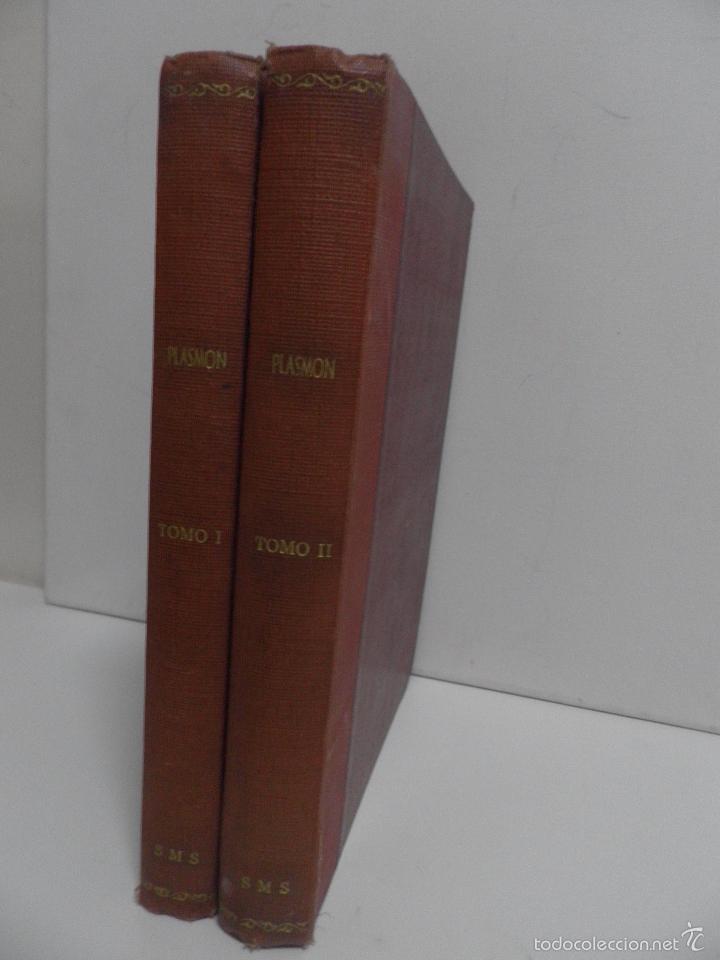 Libros de segunda mano: DR. J. ORTIZ MUÑOZ PLASMÓN. TEXTOS MÉDICO-LITERARIOS DE LAS EMISIONES RADIOFÓNICAS. 2 VOL, 1º EDIC - Foto 2 - 59874072